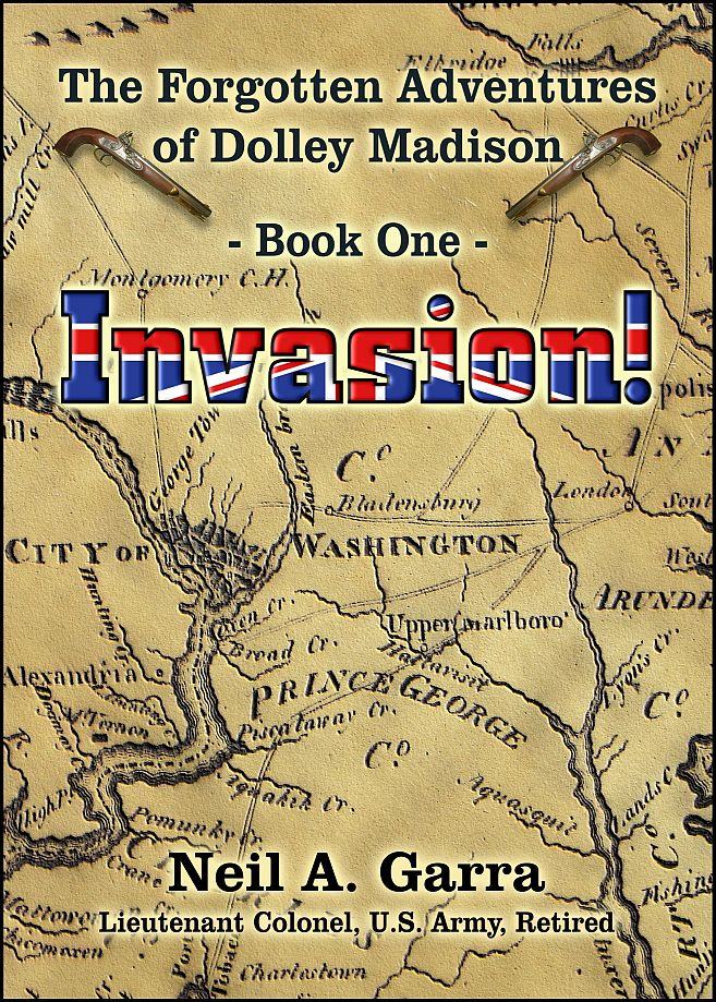 Invasion! book cover